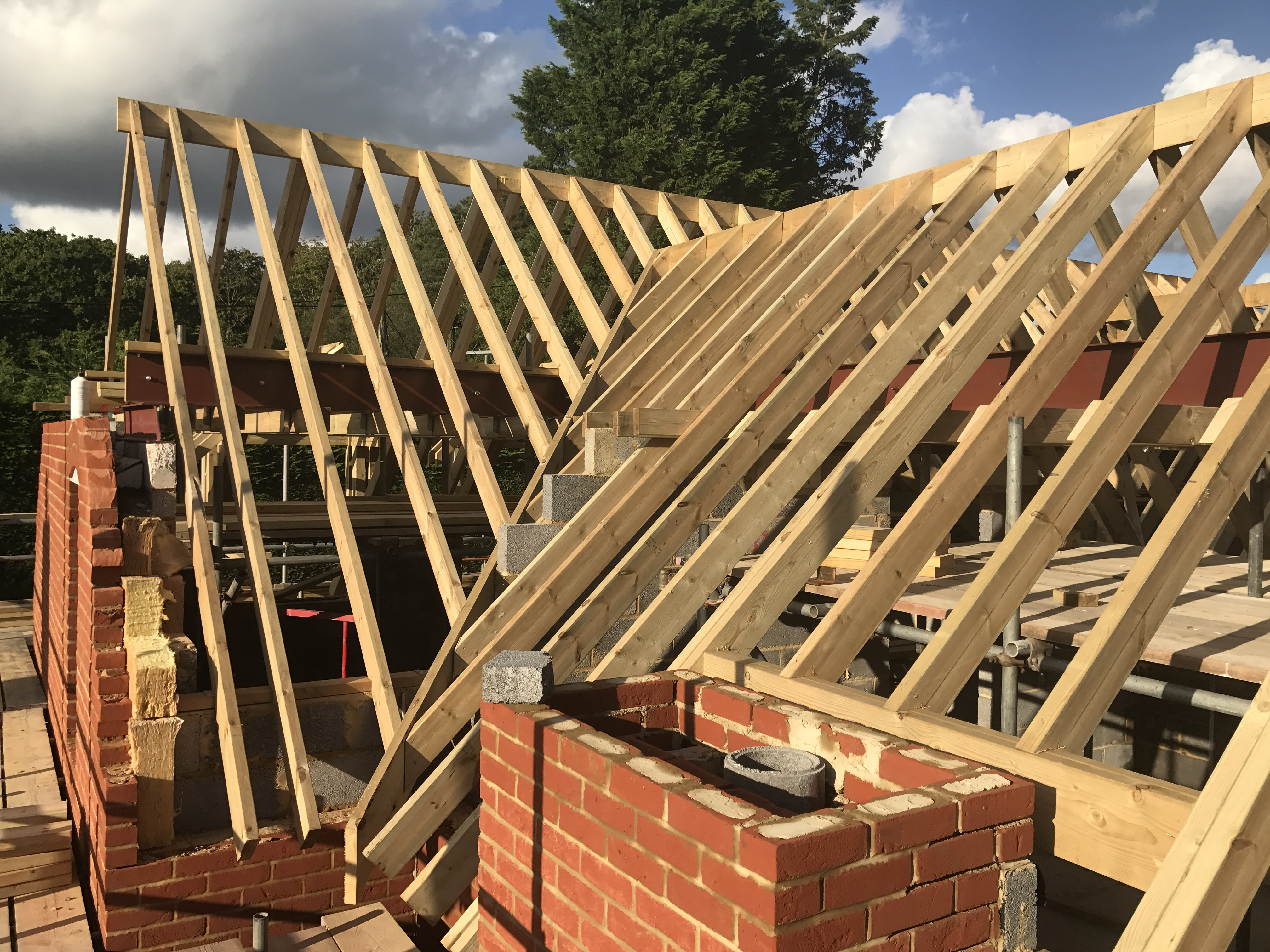 Amh Carpentry Amp Construction Brangsgore New Forest Roof