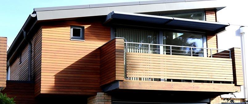 Exteriors - AMH Carpentry & Construction